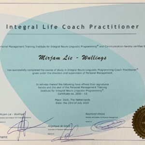 Integral Live coach