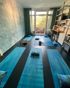 Praktijkruimte workshop meditatie 4