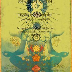 Shambala Multi Dimensional Healing 2