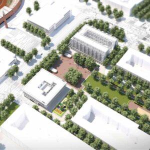 Mirjam Lie Stadionplein ontwerp openbare ruimte